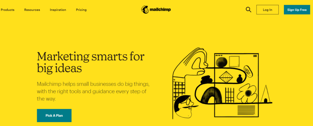 Mailchimp- Email Marketing Tool