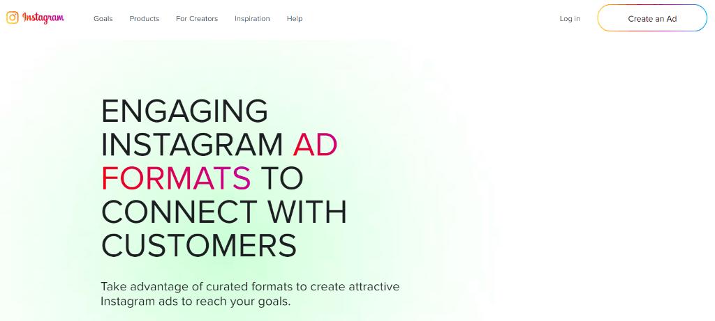 Instagrams Ads platform