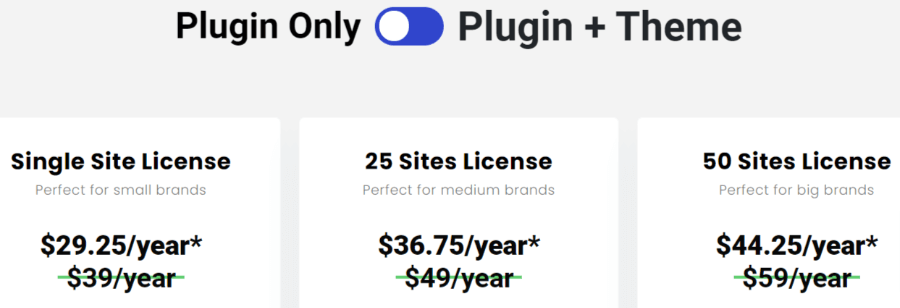Affiliate Booster Pricing